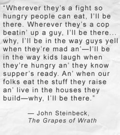 Grapes Of Wrath Quotes The Grapes Of Wrath Pg349  Book Quotes  Pinterest  Literature .