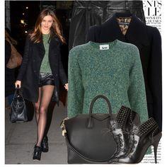 """Celebrity Style: Miranda Kerr"" by marina-castro on Polyvore"