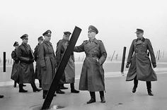 Rommel en Normandie.