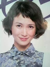 Image result for 安田成美髪型