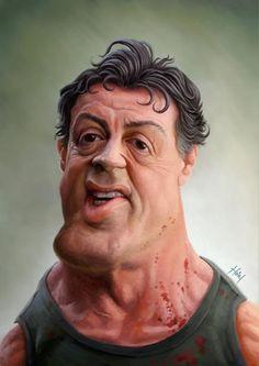 Silvester Stallone.