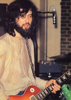 Jimmy Page - I loved him in the 1970's!