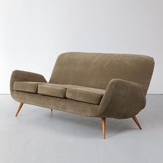 Mid Century Sofa | Carlo Hauner and Martin Eisler for Forma | 1950s