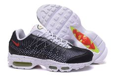 the best attitude 94537 5d785 Buy Nike Air Max 95 Mens   Womens White Red Black Silver Running Shoe from  Reliable Nike Air Max 95 Mens   Womens White Red Black Silver Running Shoe  ...