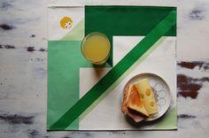 Pallino menta in pausa pranzo - designed by Valia Barriello - Credits Ph Soup Opera