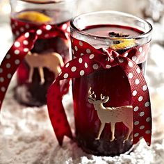 slow cooker mulled wine - from Lakeland