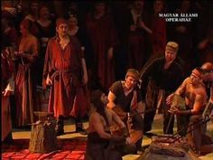 Verdi: Il trovatore - Anvil chorus (Chorus of the Hungarian State Opera House)
