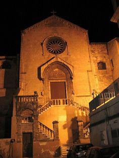 Taranto, chiesa di san Domenico