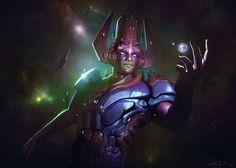 Galactus Arrives