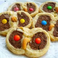 Chocolate owl cookies @ allrecipes.co.uk