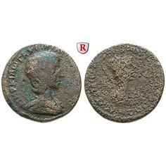 Römische Provinzialprägungen, Kilikien, Aigeai, Otacilia Severa, Frau Philippus I., Bronze Jahr 290 = 244 n.Chr., f.ss: Kilikien,… #coins