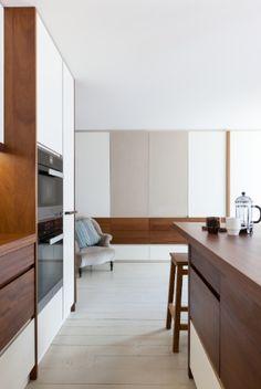 Retrouvius Reclamation and Design Nautical Interior, Nautical Home, Hidden  Kitchen, Residential Interior Design ddf4a612b53a
