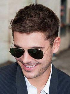 Best Short Hairstyles for Men 2014