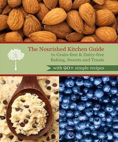 30 E-books about healthy living for $39 only, This week only  Including The Nourished Kitchen Guide to Grain-free Baking, Sweets and Treats