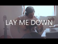 Lay Me Down - Sam Smith (fingerstyle guitar cover by Peter Gergely) - YouTube
