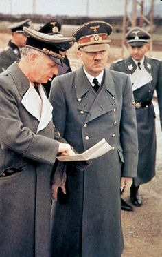 Hitler and Joachim von Ribbentrop | Flickr - Photo Sharing!