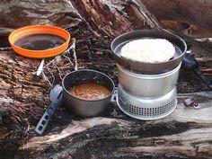 Trangia stove system