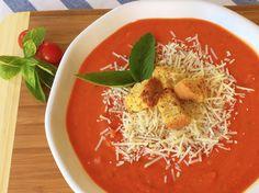 Top Secret Recipes | Applebee's Tomato Basil Soup Copycat Recipe