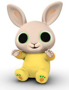 Bing Hase, Bing Bunny, Bunny Dance, 2000 Cartoons, Mini Pony, Disney Cars Party, Bunny Logo, Bunny Party, Character Cakes