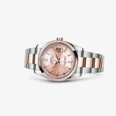 The Oyster Perpetual Datejust is the watch of reference for those who believe that elegance is timeless.