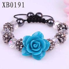 Royal Blue Flower Shamballa Bracelet 10mm Magnetite Ball Beads Crystal Bracelet null,http://www.amazon.com/dp/B00CKYTIDE/ref=cm_sw_r_pi_dp_F.J9rb149ZP3QS17