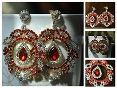 Item Code: D00100b Colors: Red Price: Rs 350 https://www.facebook.com/messages/JewelryGalaPakistan