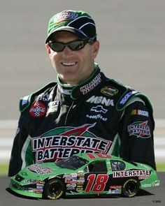 BOBBY LABONTE   The good ole days