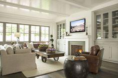 family room | Eric Olsen Design
