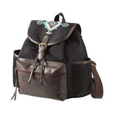 ethnic tribal backpack