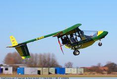 CFM Streak Shadow G-BUVX #aviation #aircraft #microlight #ultralight #single #piston #rotax #uk
