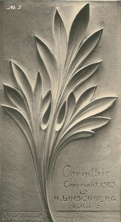 Acanthus-plate3-corinthian-lg | Flickr - Photo Sharing!