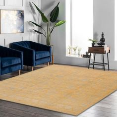 Add cheer and warmth to a room by displaying this unique Oriental rug. The rug's fun, festive appearance is a result of its bright gold, cool grey motif design! #goldrugs #buygoldrugs #buygoldrugsonline #rugknots Oriental Design, Oriental Rug, Gold Rugs, Flatweave Rugs, Motif Design, Rugs Online, Festive, Cheer, Area Rugs