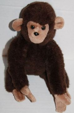 232 Best Monkeys And Ape Stuffed Animals Images Monkeys Monkey