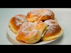 Испанские булочки с заварным кремом – рецепт с фотографиями в домашних условиях