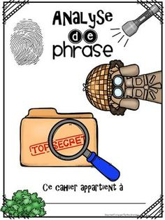 Have a look at all these fabulous methods for trying to learn Primary School, Elementary Schools, Teaching French Immersion, Detective, School Organisation, Cycle 3, Teachers Corner, French Classroom, French Resources