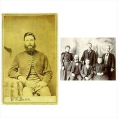 """""""Black Hat"""" of the 19th Indiana and a """"Redleg"""" of Battery B, 4th U.S. Artillery  William L. Balch, Company G, 19th Indiana Volunteer Infantry.  Enlisted on 7/29/1861 as a Private.  On 7/29/1861 he mustered into """"G"""" Co. IN 19th Infantry He was discharged for wounds on 12/2/1864  He was listed as: * Wounded 6/25/1864 Petersburg, VA (Severe wound in left arm, amputated)"""
