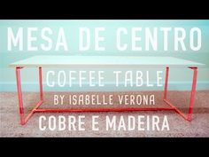 DIY - Mesa Industrial / Industrial Table - YouTube
