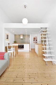 Compacted living space
