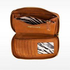 Dylan Zip Wallet | Linea Pelle