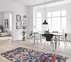 Can't help but show love to a good rug. Great article. http://abt.cm/20ElSPO