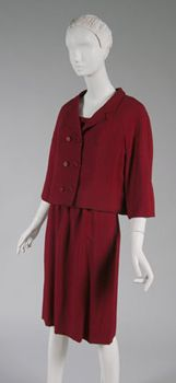 Dress and Jacket (Gustave Tassell)