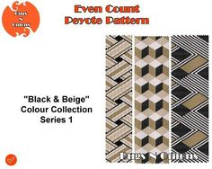 Even Count Peyote Bracelet Pattern, Cuff Pattern, Color Series 1, Geometric Patterns, Black, Beige,Instant Download A collection of three even count peyote patterns using the same bead colours. Varied widths. You will have three files to download. PDF file includes: Bead Graph Word Chart Bead Legend Additional Information: All of my patterns are for personal use and you are free to sell your finished product. Please do not reproduce, share or sell this pattern.