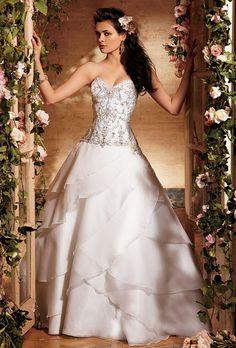 Eve Of Milady Wedding Dresses   Brides.com