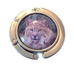 Purse Hook - Bobcat