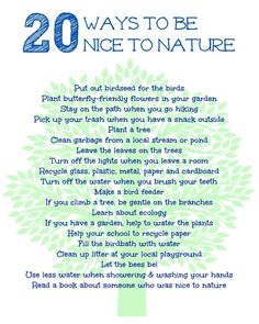 Free printable list of outdoor activities that connect kids to nature. Great for service projects & Earth Day activities too! List Of Outdoor Activities, Earth Day Activities, Printable Activities For Kids, Nature Activities, Outdoor Learning, Learning Activities, Free Printables, Day Care Activities, Spring Activities