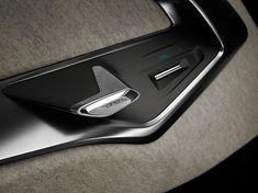Peugeot Onyx Concept Interior Rendering - Car Body Design