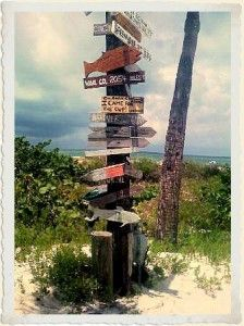 Boca granda Island Florida