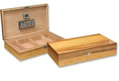 1st Class Cigar Humidors | THE Winchester