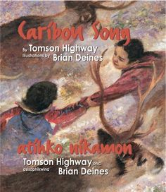 A Native American Cree folktale of two brothers. Told in English and Cree, this story is a story of family, but also tradition.