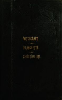 The Salem Witchcraft; The Planchette Mystery; Modern Spir... https://smile.amazon.com/dp/B00540AKS8/ref=cm_sw_r_pi_dp_0elsxbYP42KBK